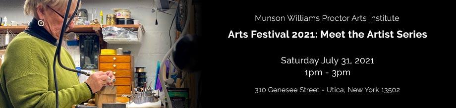Arts Festival 2021: Meet the Artist